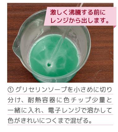 抜き型を使った簡単レシピ1