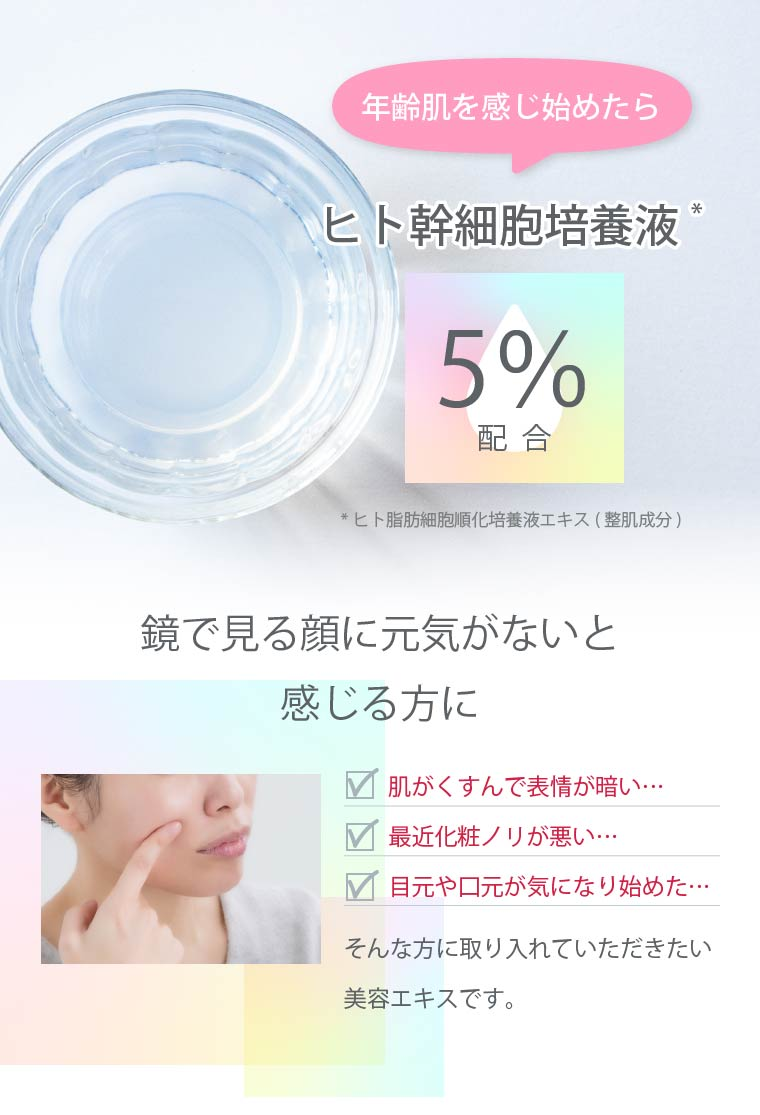 ヒト幹細胞培養液※