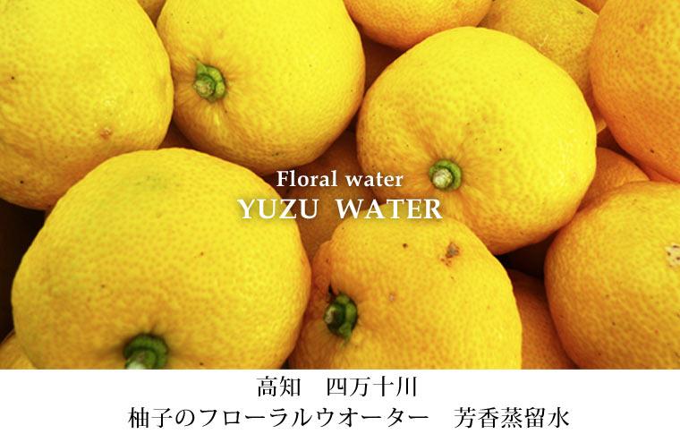 Yuzu Water 高知 四万十川